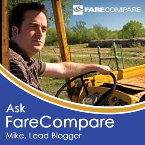 Mike, FareCompare deals blogger