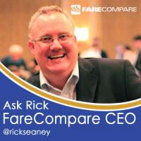 FareCompare CEO Rick Seaney