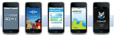 Travel Management iPhone Apps