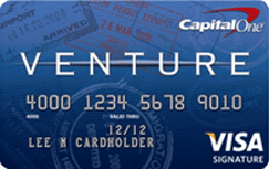 Capital One Venture Card earns miles that never expire