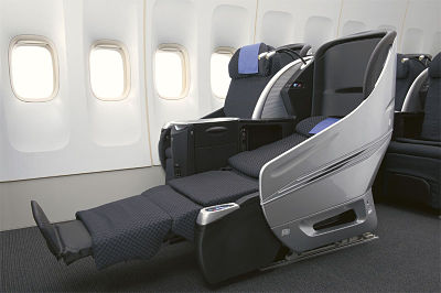 3) Flat-bed Seat This seat reclines to a completely horizontal position. Customers say these are the most comfortable for sleeping. & Flat Bed Seats: Which Airlines Have Them and Whose are Most ... islam-shia.org