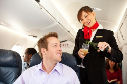 10 ways to get upgraded to first class on your flight